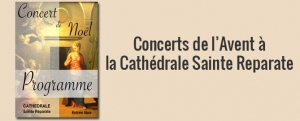 Concerts avent cathedrale nice