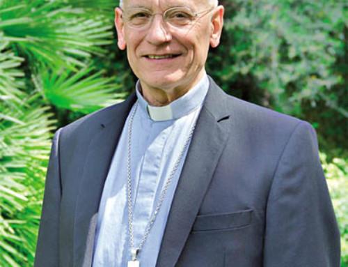 Semaine Sainte – Célébrations présidées par Mgr Marceau