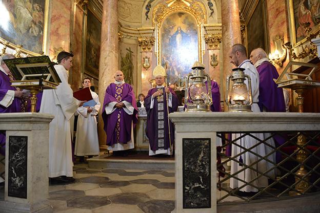 Messe d'ouverture de la porte sainte - Jubilé de la miséricorde