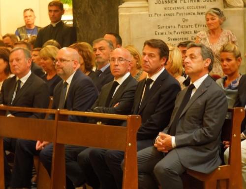 Messe hommage attentats de Nice