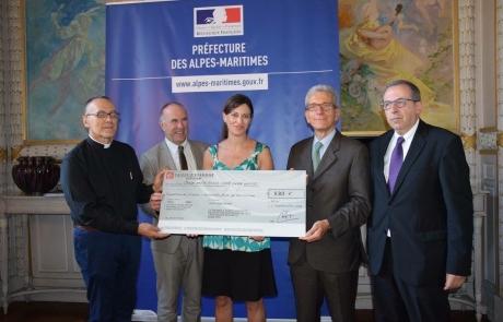 Aide aux victimes de l'attentat du 14 juillet à Nice