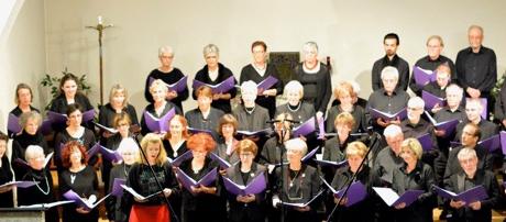 Concert par l'Ensemble Vocal de Genève