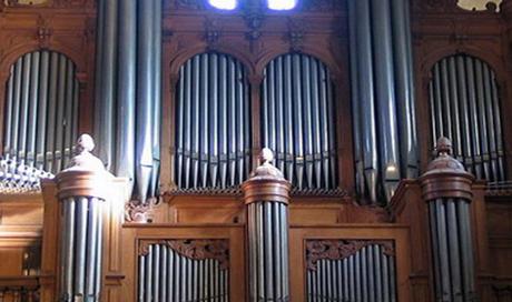 Concert : «Echanges entre un orgue et un contre-ténor sopraniste»