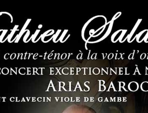Concert Mathieu SALAMA
