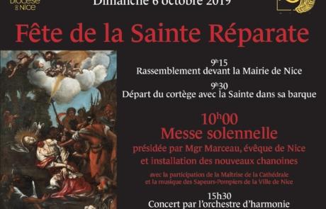 Fête Sainte-Reparate