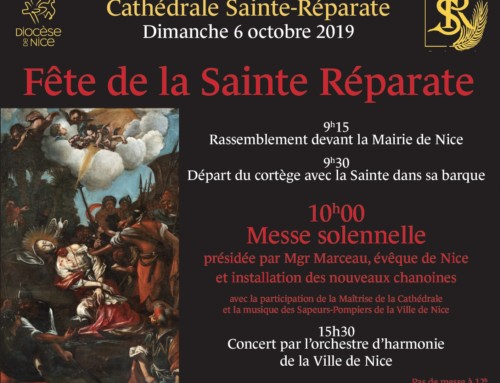 Fête Sainte-Reparate