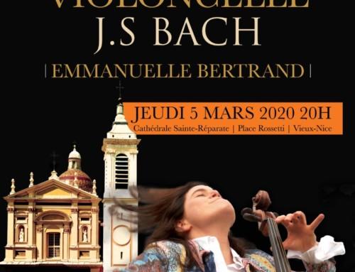 Concert le 5 mars 2020