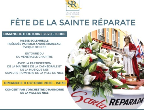 Fête Sainte-Reparate 2020